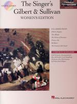 The Singer's Gilbert And Sullivan Women's Edition Sheet Music