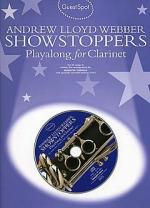 Guest Spot: Andrew Lloyd Webber Showstoppers Playalong For Clarinet Sheet Music