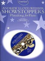 Guest Spot: Andrew Lloyd Webber Showstoppers Playalong For Flute Sheet Music