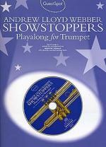 Guest Spot: Andrew Lloyd Webber Showstoppers Playalong For Trumpet Sheet Music