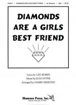 Diamonds Are a Girl's Best Friend Sheet Music