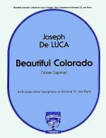 Beautiful Colorado (Valse Caprice) Sheet Music