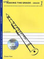 More Making The Grade: Grade One (Clarinet) Sheet Music