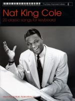 The Easy Keyboard Library: Nat King Cole Sheet Music