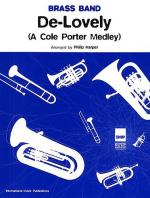 Brass Band: De-Lovely - A Cole Porter Medley Sheet Music