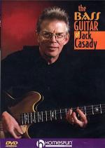 The Bass Guitar Of Jack Casady Sheet Music