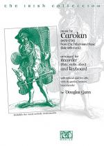 Music By Carolan (The Hibernian Muse) Sheet Music