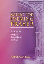 Music For Evening Prayer (Full Score) Sheet Music