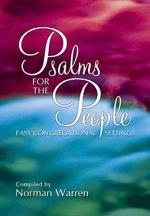 Psalms For The People Sheet Music