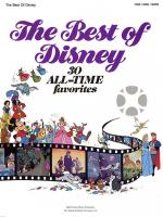 The Best Of Disney Sheet Music