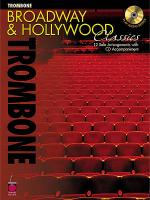 Broadway and Hollywood Classics for Trombone Sheet Music