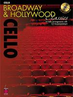 Broadway and Hollywood Classics for Cello Sheet Music