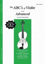 The ABC's Of Violin, Book 3 - Advanced Sheet Music