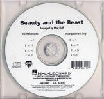 Beauty And The Beast (Show Trax CD) Sheet Music