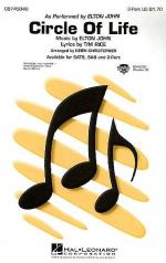 Circle Of Life (2-Part) Sheet Music
