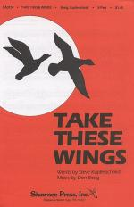 Take These Wings 2-part/Flute Sheet Music