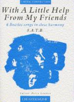With A Little Help From My Friends A Collection Of Beatles Songs Sheet Music