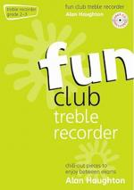 Fun Club Treble Recorder Grade 2 - 3 Sheet Music