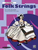 Folk Strings for Ensemble Sheet Music