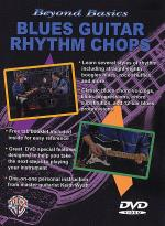 Beyond Basics: Blues Guitar Rhythm Chops Sheet Music