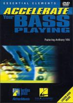 Accelerate Your Bass Playing DVD Sheet Music