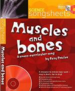 Science Songsheets - Muscles and Bones! Sheet Music