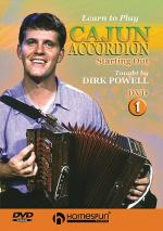 Learn To Play Cajun Accordion 1 Sheet Music