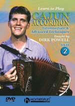 Learn To Play Cajun Accordion 2 Sheet Music