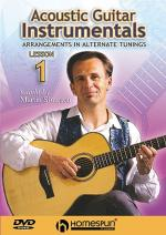 Acoustic Guitar Instrumentals 1 DVD Sheet Music