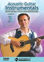 Acoustic Guitar Instrumentals 3 DVD Sheet Music