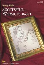 Successful Warm-ups Book 1: Vocal Edition Sheet Music
