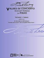 Ernesto Lecuona - Valses De Concierto Sheet Music