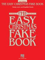 The Easy Christmas Fake Book - 2nd Edition Sheet Music