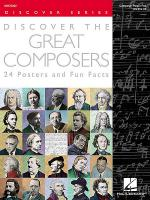 Discover the Great Composers (Set of 24 Posters) Sheet Music