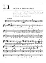 All Aboard Libretto/Melody Part Sheet Music