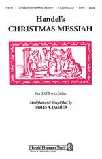 Handel's Christmas Messiah Sheet Music