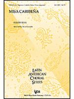 Misa Caribena Sheet Music