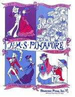 Gilbert And Sullivan: HMS Pinafore (Director's Score) Sheet Music