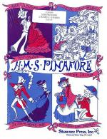 William S. Gilbert/Arthur S. Sullivan: HMS Pinafore Performance Pack (2 Scores And 10 Parts) Sheet Music