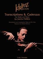 Heifetz Collection Sheet Music