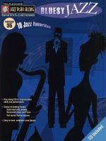 Jazz Play Along: Volume 35 - Bluesy Jazz Sheet Music