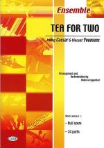 Irving Caesar/ Tea For Two (Score/Parts) Sheet Music