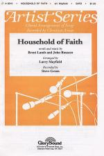 Household of Faith Sheet Music