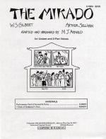 William Gilbert/Arthur Sullivan: The Mikado (5-Pack Of Performer's Parts) Sheet Music