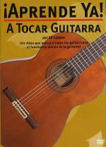 ¡Aprende Ya! A Tocar Guitarra DVD Edition Sheet Music