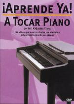 ¡Aprende Ya! Tocar Piano DVD Edition Sheet Music