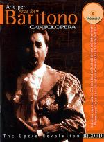 Cantolopera: Arias for Baritone - Volume 3 Sheet Music