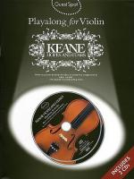 Guest Spot: Playalong Keane 'Hopes And Fears' For Violin Sheet Music