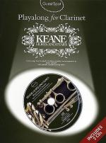 Guest Spot: Playalong Keane 'Hopes And Fears' For Clarinet Sheet Music