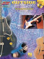 Outside Guitar Licks Sheet Music